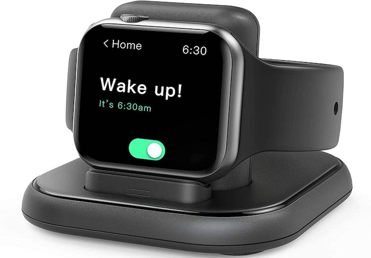 best apple watch charging stand