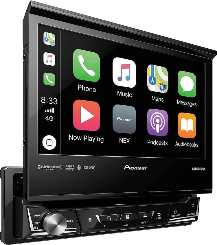 best apple carplay stereo head units 2020