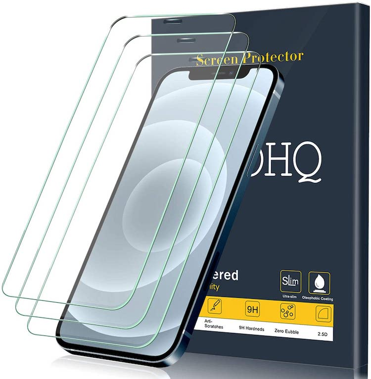 best iphone 12 pro max screen protectors